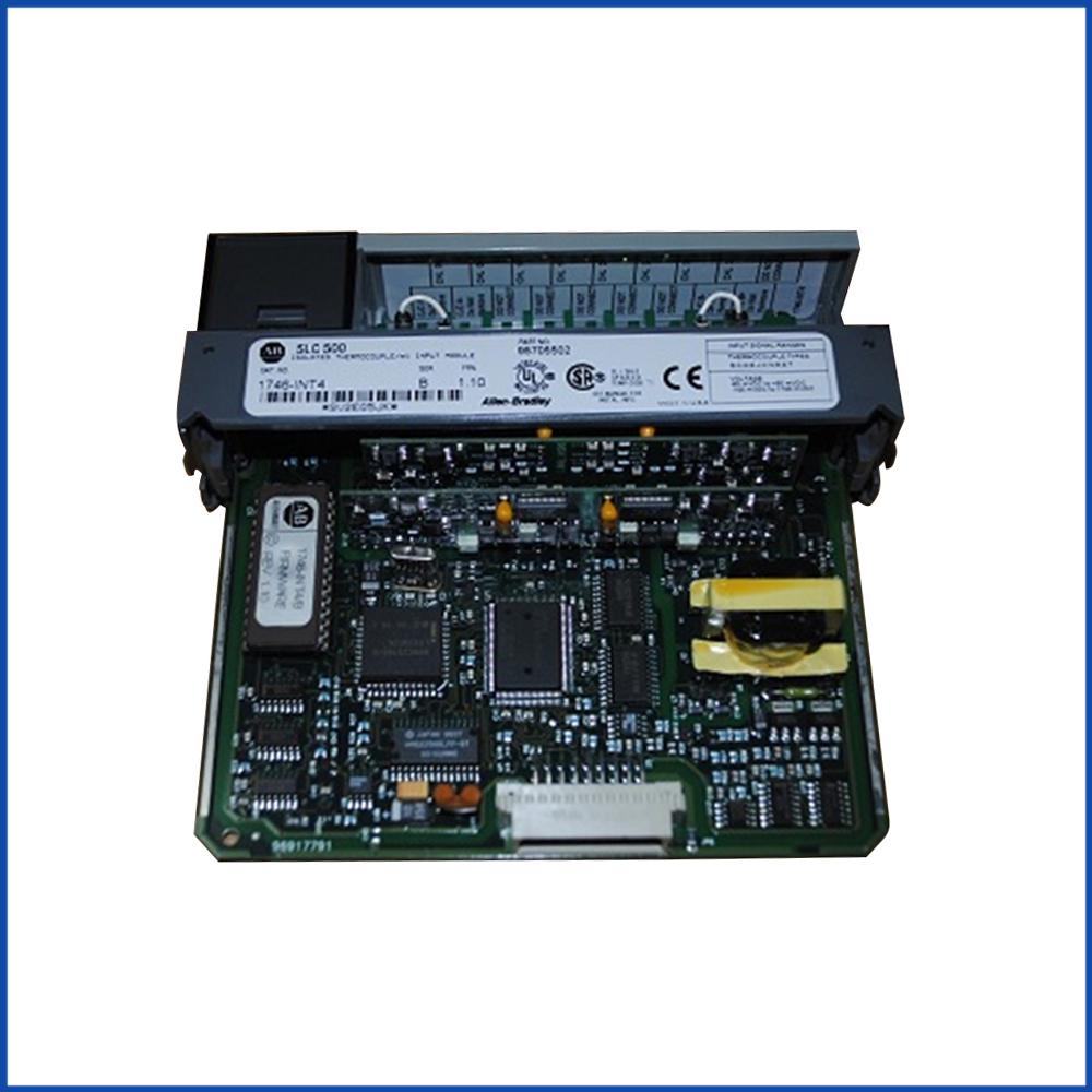 Allen Bradley 1746-INT4 IO Digital Input Module SLC 500 Processors