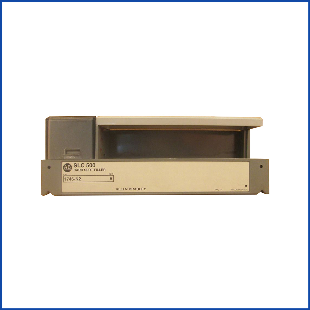 Allen Bradley 1746-N2 IO Module SLC 500 Processors