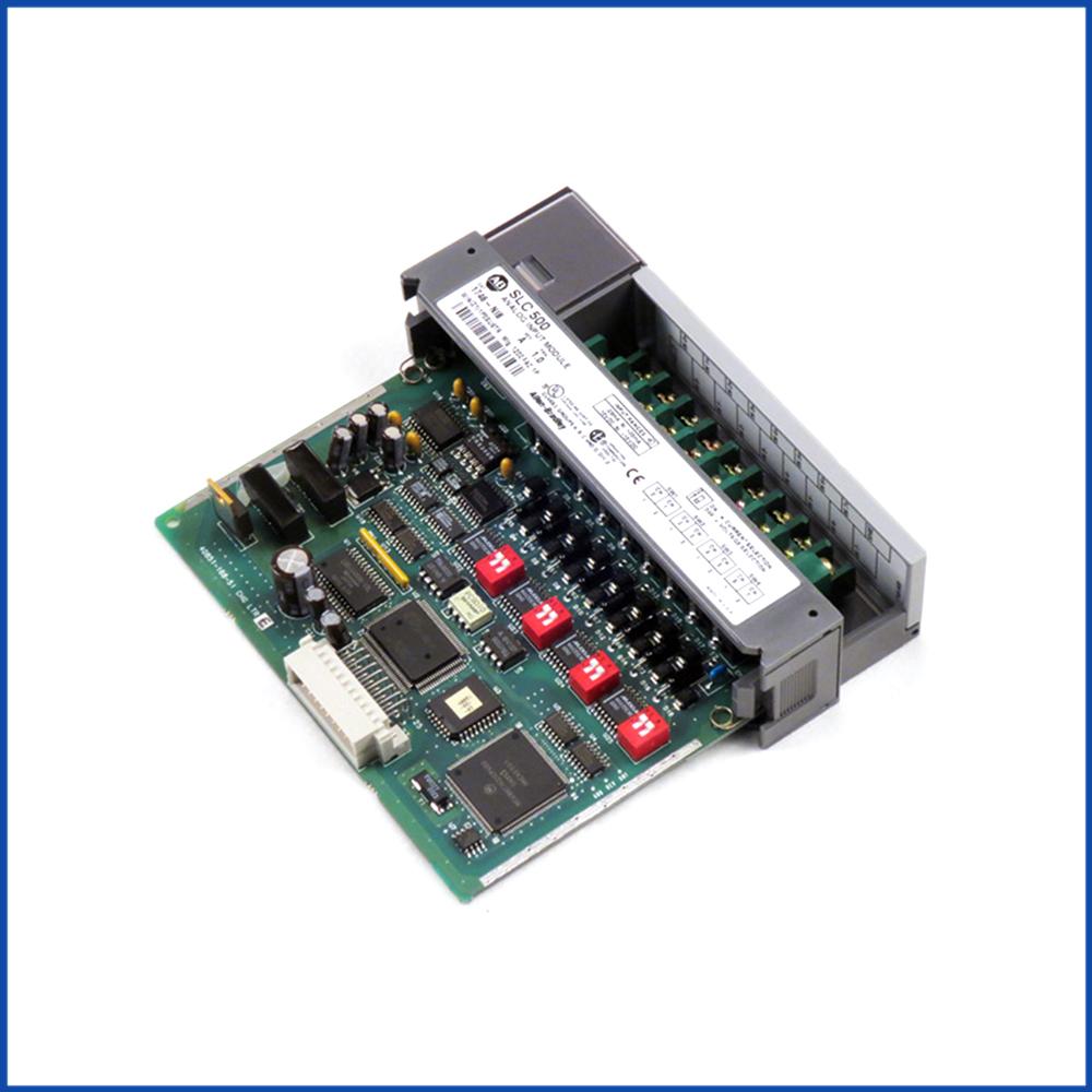 Allen Bradley 1746-NI8 IO Module SLC 500 Processors