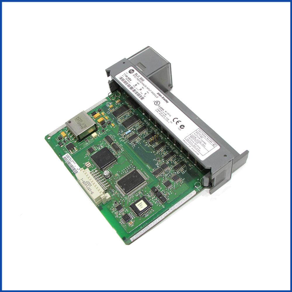 Allen Bradley 1746-NR4 IO Module SLC 500 Processors