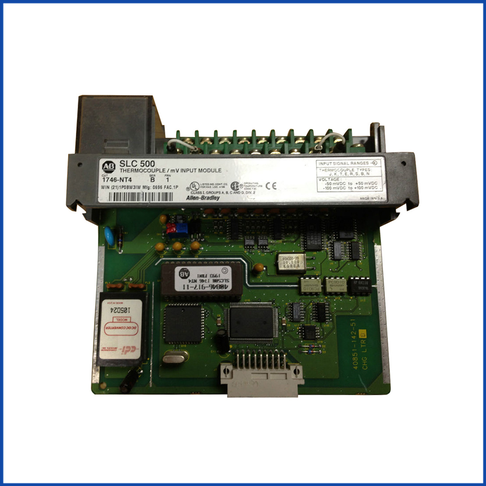 Allen Bradley 1746-NT4IO Module SLC 500 Processors