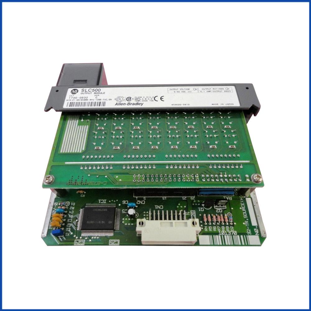 Allen Bradley 1746-OB32 IO Module SLC 500 Processors