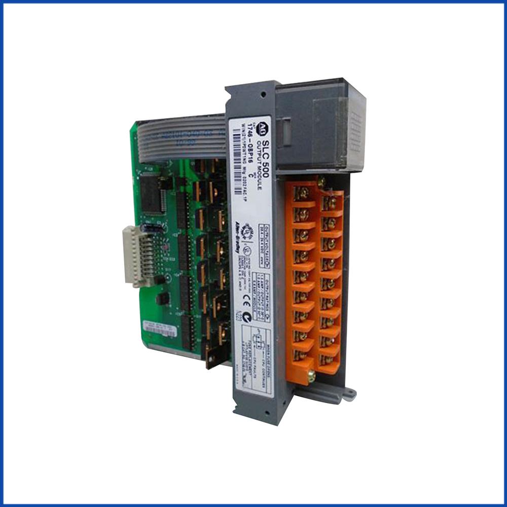 Allen Bradley 1746-OBP16 IO Module SLC 500 Processors