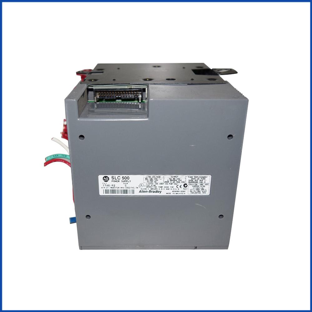 Allen Bradley 1746-P2 IO Module SLC 500 Processors
