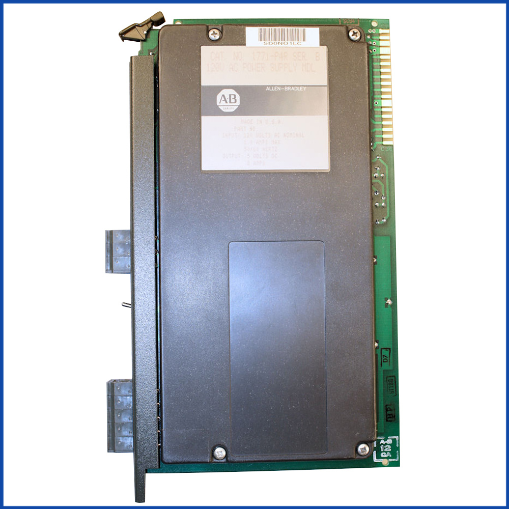 Allen-Bradley 1771-P4RK Redundant Power Supply Module
