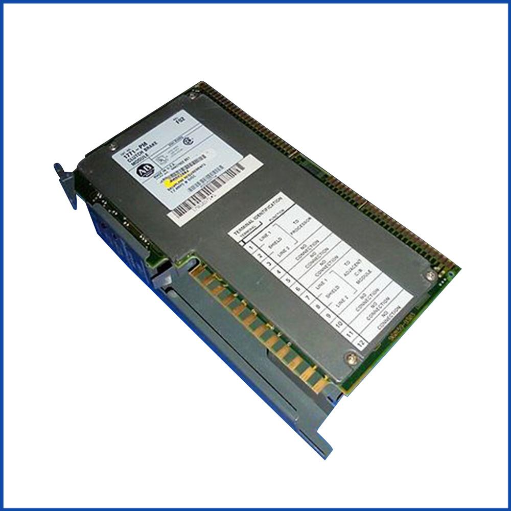 Allen-Bradley 1771-PM I/O PLC Clutck/Brake Module