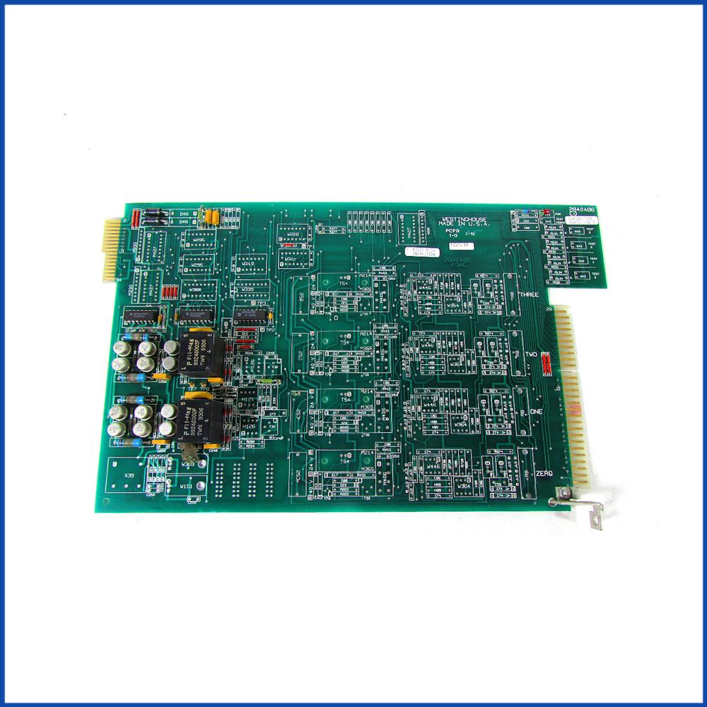 Westinghouse PLC 2840A86G05 Power Supply Module