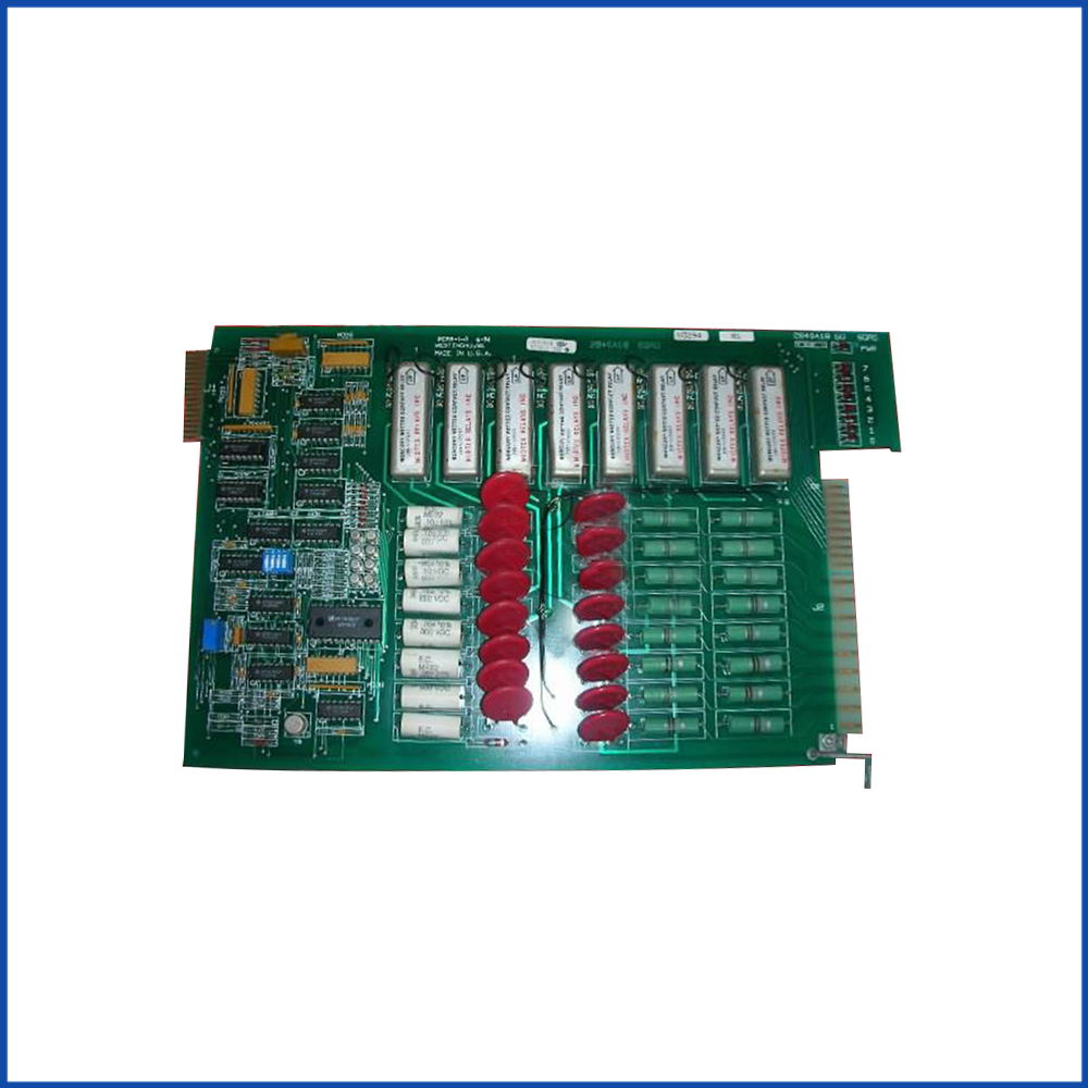 Westinghouse 3A99114G04 Power Supply Module
