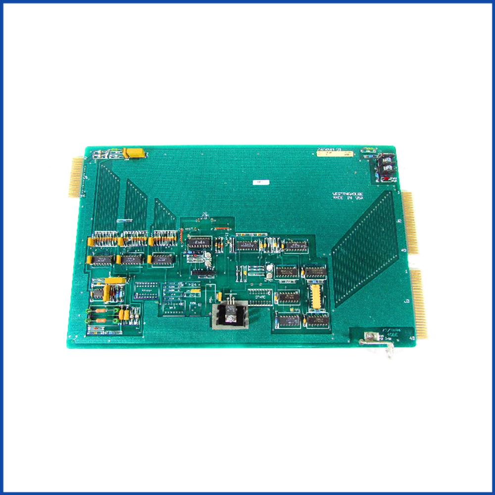 Westinghouse 5881C05G02 Power Supply Module