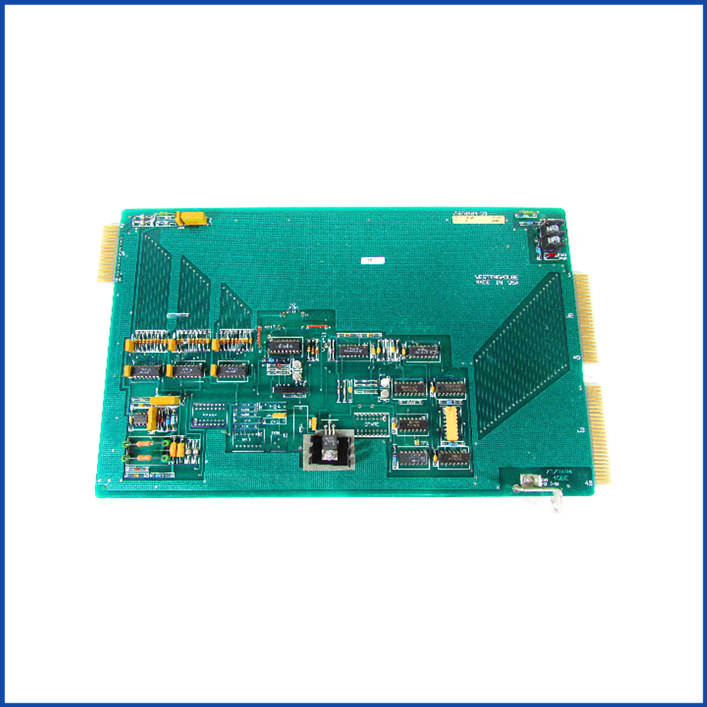 Westinghouse PLC 3A98726G06 Power Supply Module