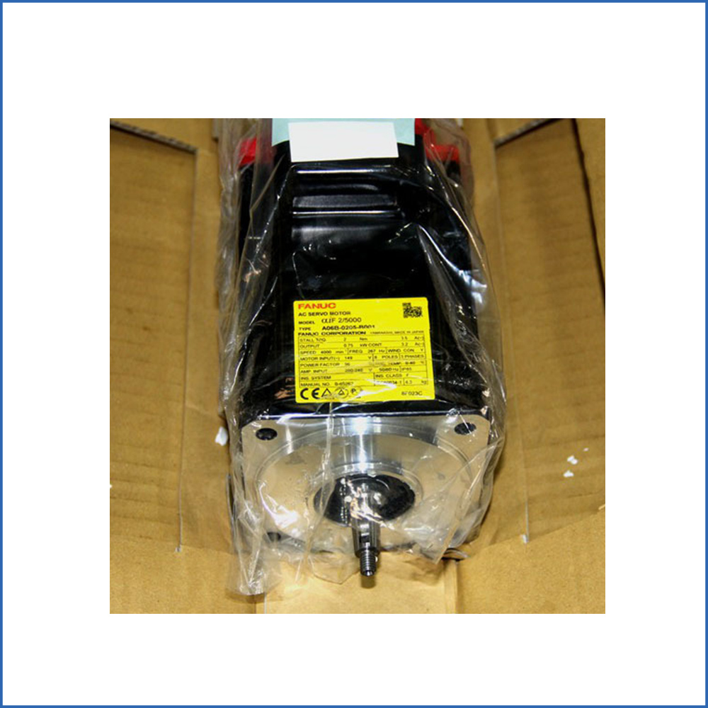 Fanuc A06B-0032-B577 AC Servo Motor