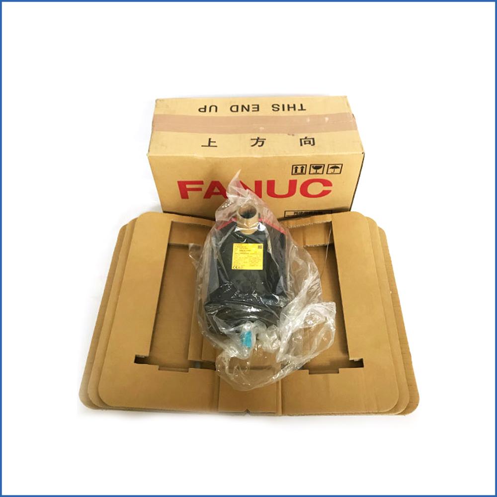Fanuc A06B-0034-B575#0008 AC Servo Motor