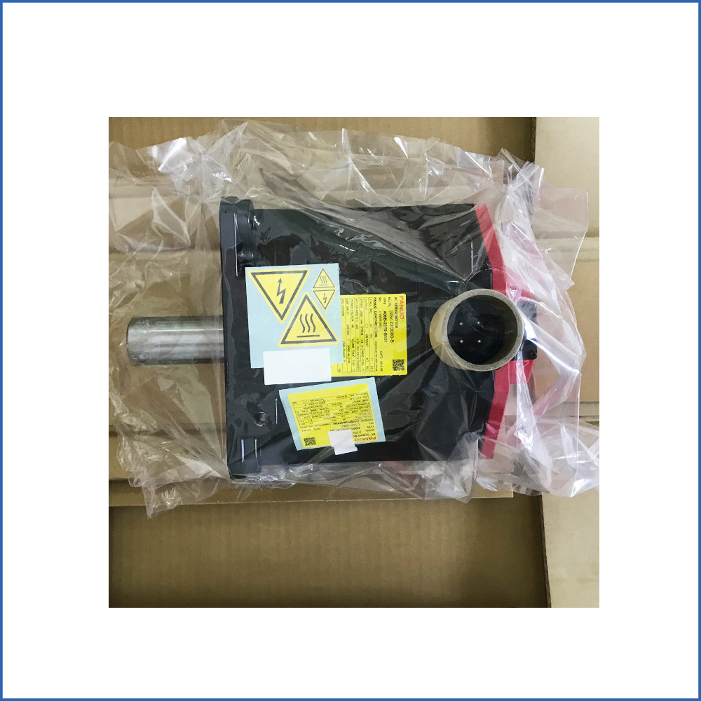 Fanuc A06B-0085-B103 AC servo motor