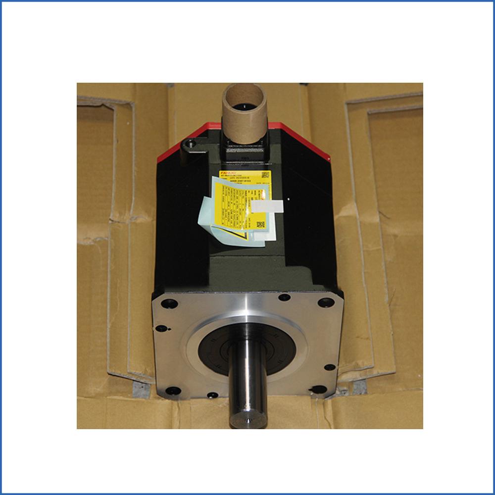 Fanuc A06B-0087-B103 AC Servo Motor