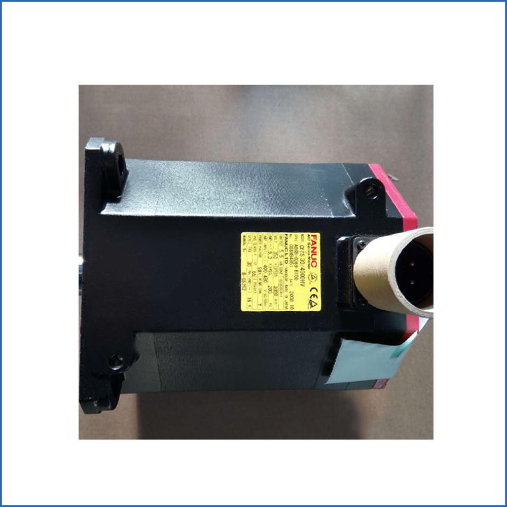 Fanuc A06B-0269-B100 AC servo motor