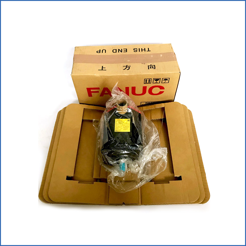 Fanuc A06B-0371-B175 AC Servo Motor