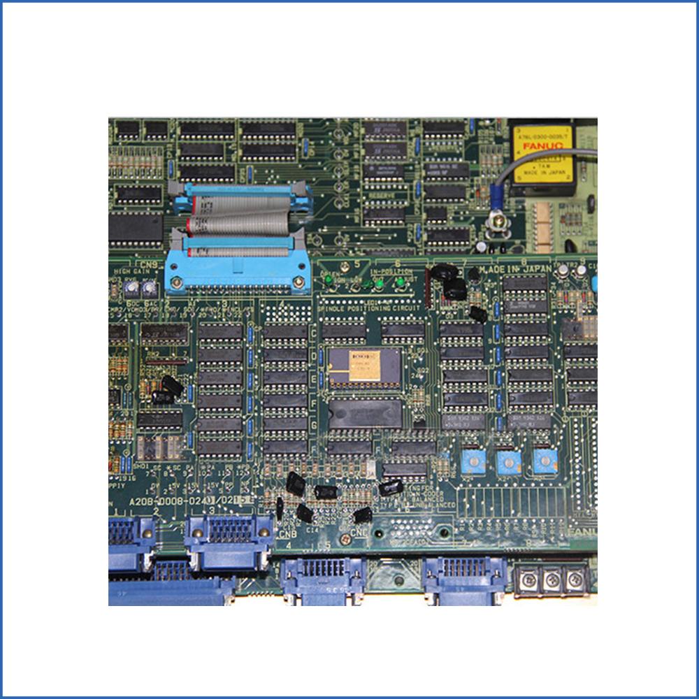 Fanuc IO mainboard A20B-0008-0240 A20B-1001-0120