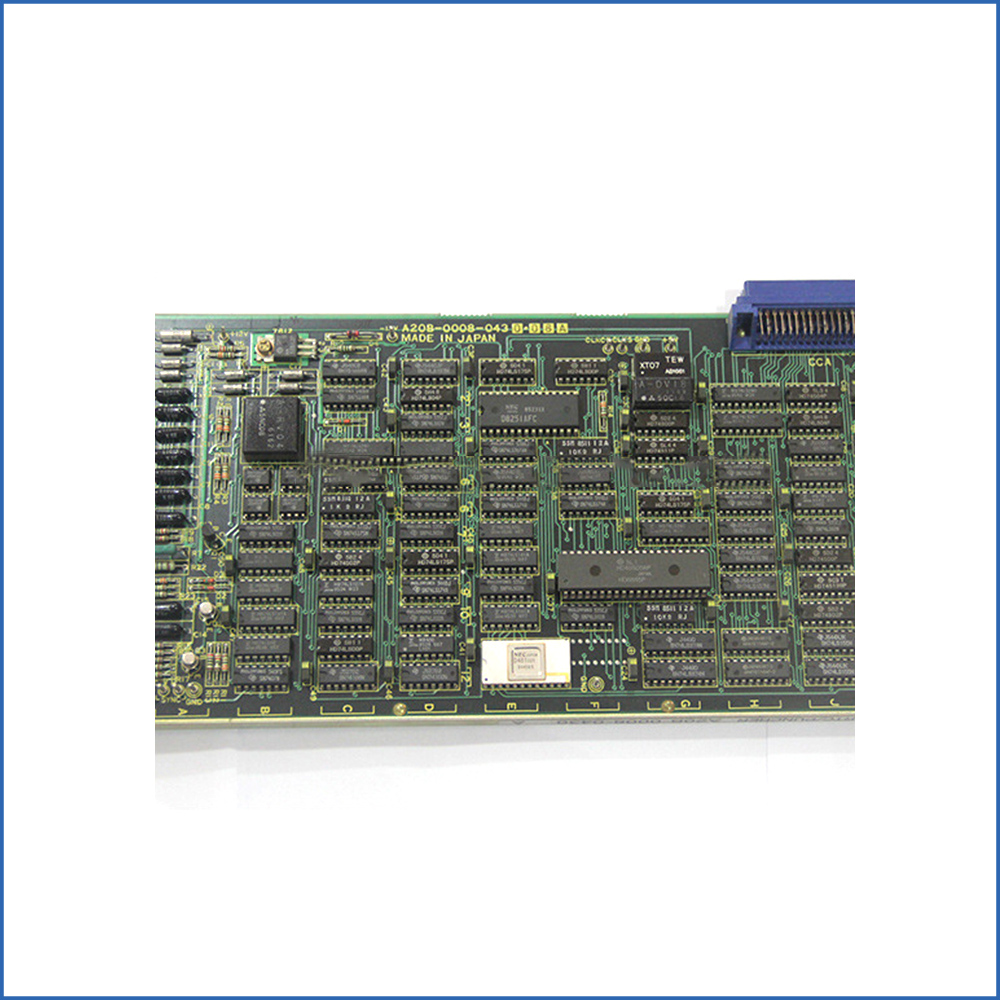 Fanuc IO mainboard A20B-0008-0430