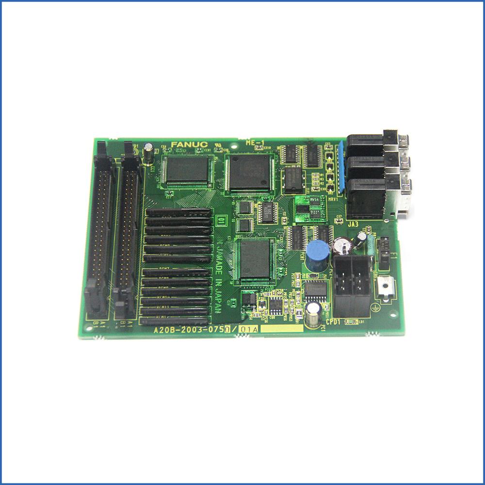 Fanuc IO mainboard A20B-2003-0750