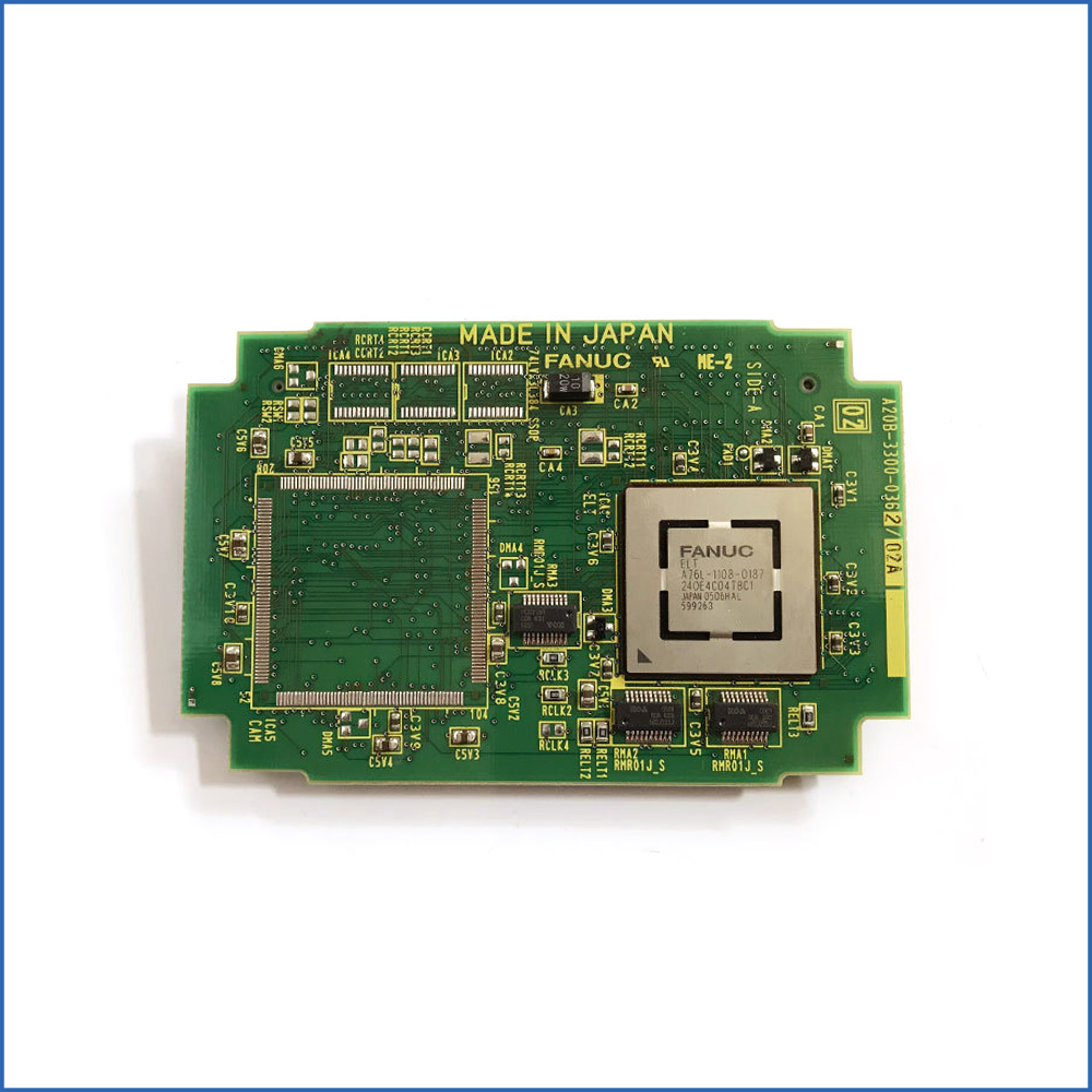 Fanuc IO mainboard A20B-3300-0362