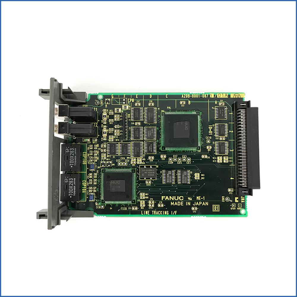 Fanuc IO mainboard A20B-8001-0870