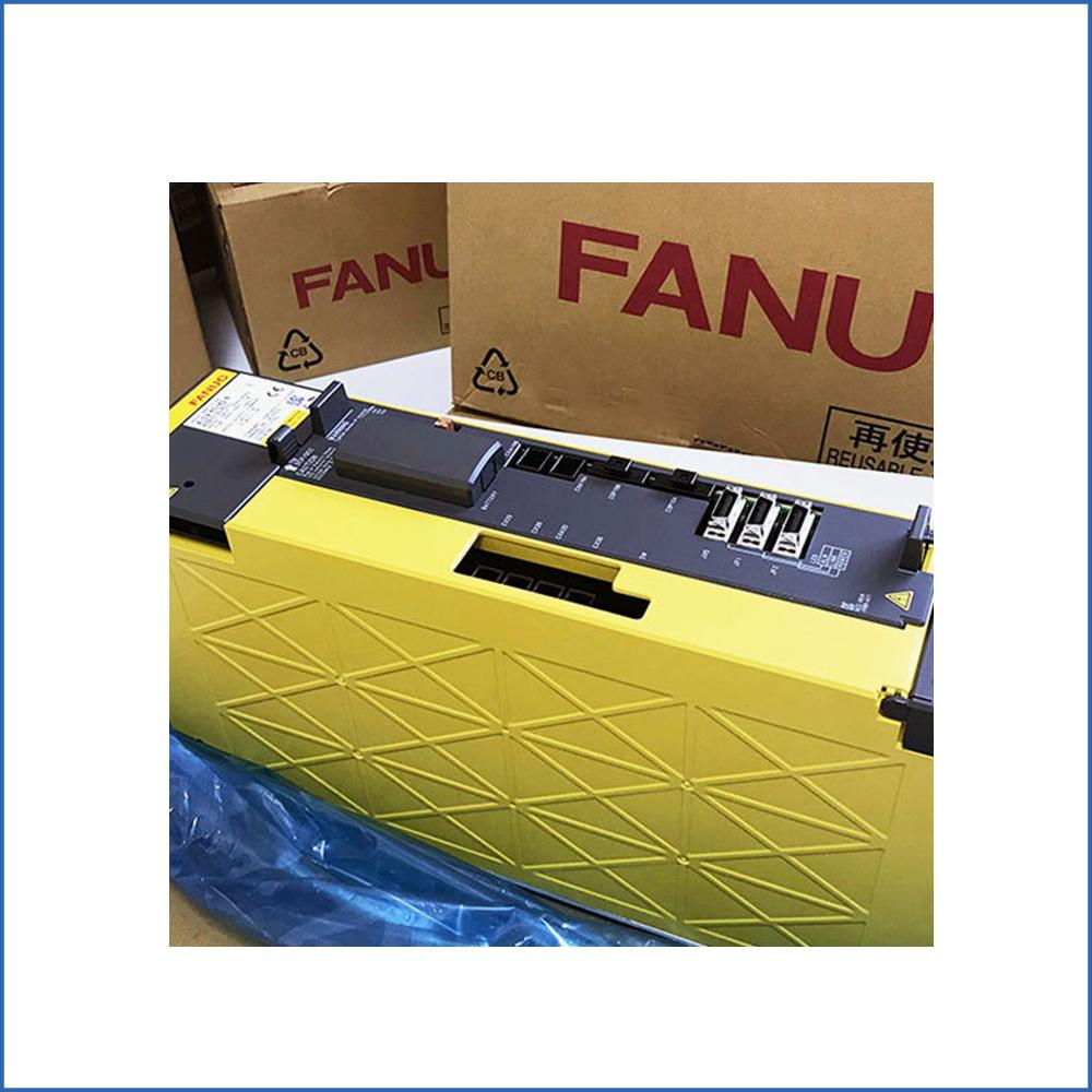 Fanuc Servo Driver A06B-6166-H203