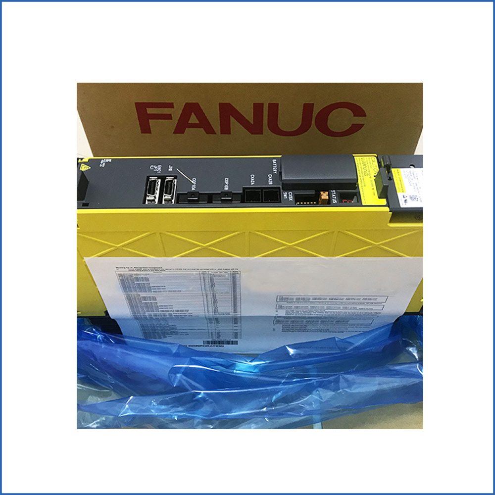 Fanuc Servo Driver A06B-6240-H124