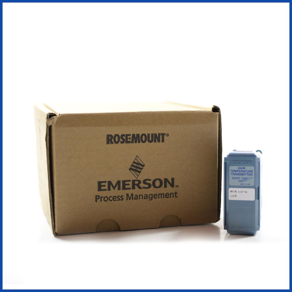 Rosemount Temperature Transmitter 644DAI5DCDA1D1M4T1